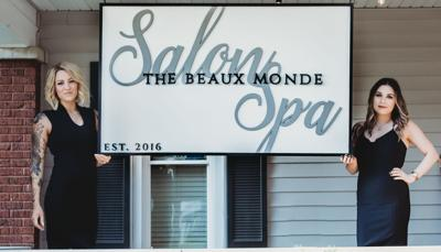 Owners of Beaux Monde Salon and Spa