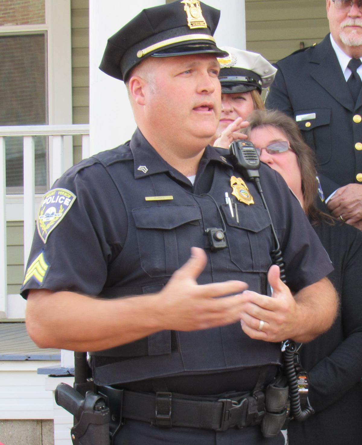 Sgt. Andy Burns