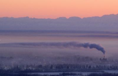 Fairbanks smog