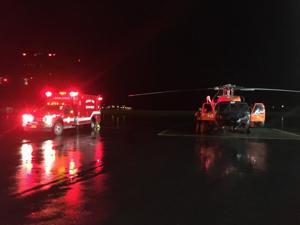 Air Station Kodiak MH-60 Jayhawk helicopter