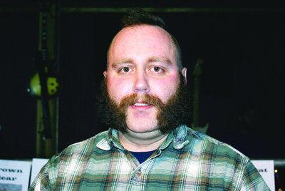 Keyse earns top honors at beard and moustache contest