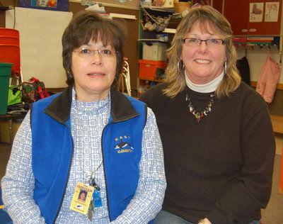Kodiak Tapestry: Teacher's aide bids goodbye to classroom