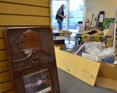 Cy's Sporting Goods leaves Kodiak after 43 years