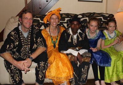 Malian begins cultural exchange visit to Kodiak