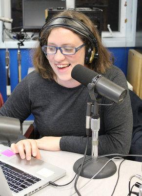 Literature and music combine in new radio show