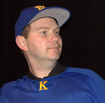 Baseball takes center stage in two-man play