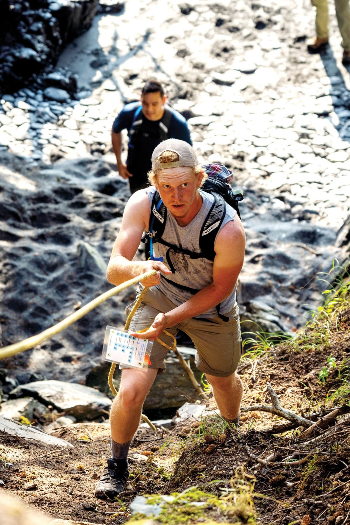 Woody WayFinder Adventure Race
