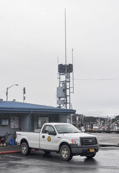 Kodiak tsunami warning sirens