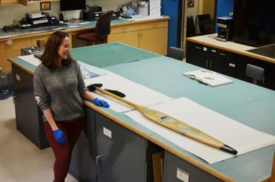 Alutiiq Cultural Value Paddle