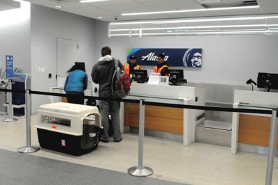 Airport upgrade
