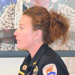 Police Chief Ronda Wallace
