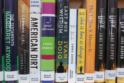 Local book clubs 'span the gamut of interest'