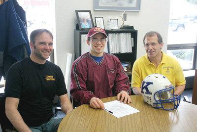 Lepola Jr. signs with Redwoods