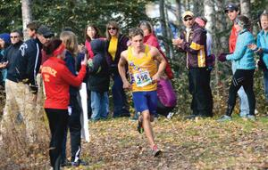Thomet heads to NCAA Championships