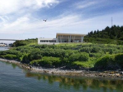 Afognak Native Corporation breaks ground on new Kodiak headquarters