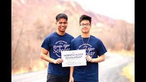 Two Filipino immigrants in Alaska awarded $10K scholarships