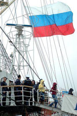 Russian farewell
