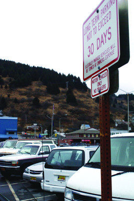 Port and harbor board revisits parking permits proposal