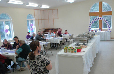 Kodiak Relay for Life hosts dinner in honor of cancer survivors