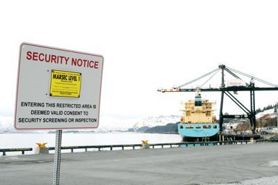 Amid coronavirus fears, ship from China docks in Kodiak