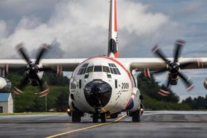 Coast Guard Air Station Kodiak