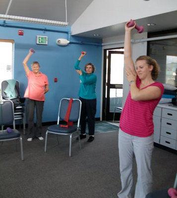 Senior Life: Exercise classes continue