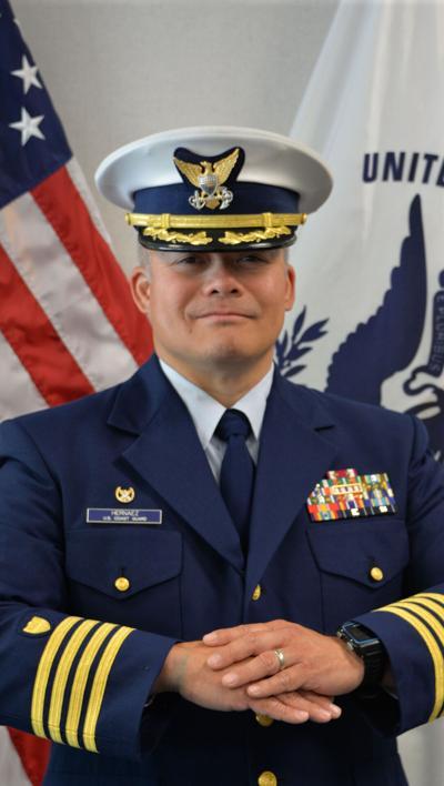 Capt. Edward Hernaez.
