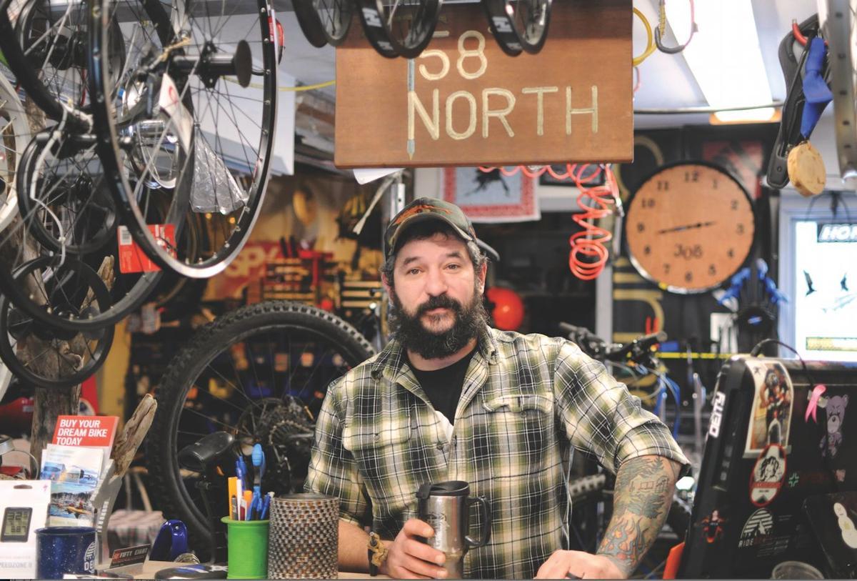 Gardner leads Kodiak's two-wheel community