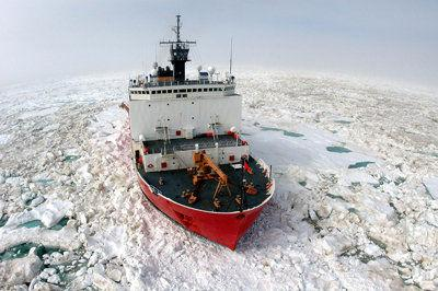 US Navy test finds surface forces can't operate in Arctic without help
