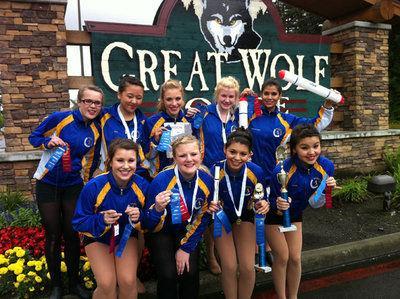 Kodiak dance team earns bid to nationals in Florida
