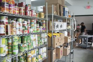 Food bank's future in limbo: Baptist Mission negotiating transfer to Salvation Army
