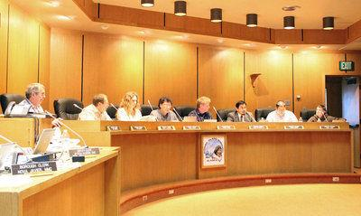 Borough Assembly discusses healthcare plans, meeting decorum