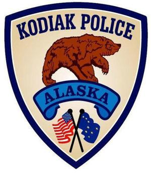 Kodiak police logo