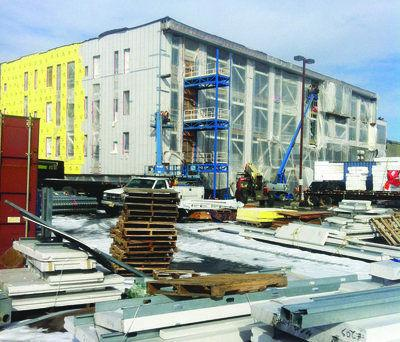 KHS construction