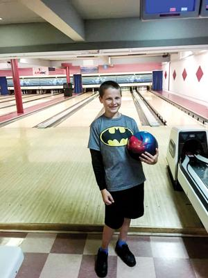 Youth bowler qualifies for national tournament
