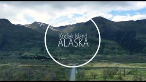 Explore Alaska- Hike Marins Ridge in Kodiak (4K Drone Montage)