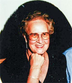 Margaret Petersen