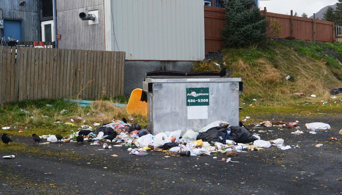 Dumpsters in Kodiak