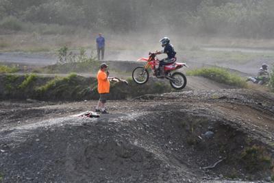 Motorcross Racing in Kodiak