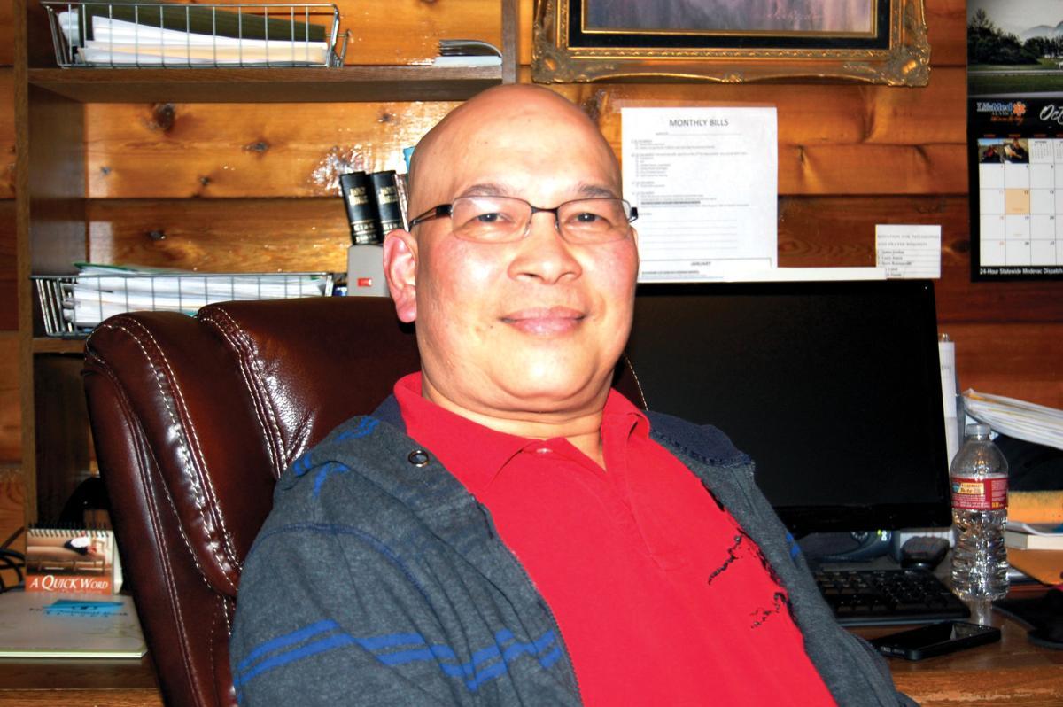 Pastor Jun Belen