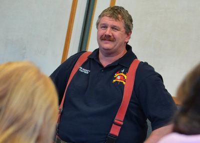 Bayside Fire Department's Jim Pickett is named Alaska's top firefighter