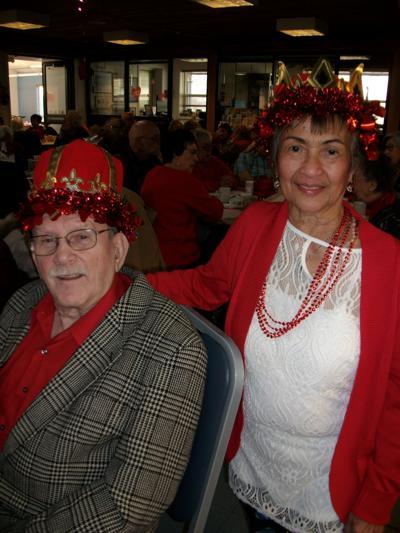 Valentine's Day event to honor seniors