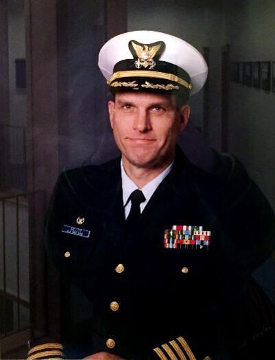Capt. John C. Miller USCG (Ret.)