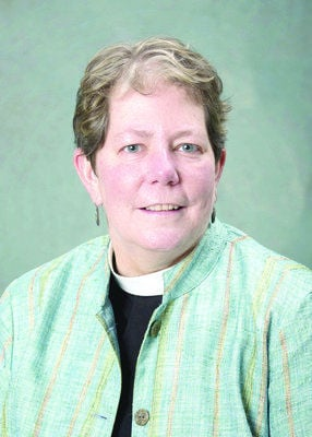 The Rev. Liz Huskey Simmons