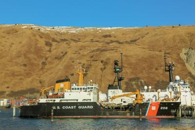 SPAR leaks hydraulic oil into Womens Bay