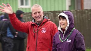 Senator Sullivan Attends CrabFest in Kodiak, Alaska - May 25, 2019