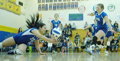 Kodiak evens record with sweep of Kenai