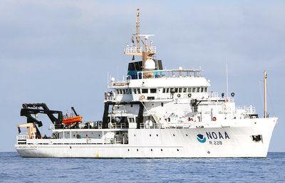 NOAA ship