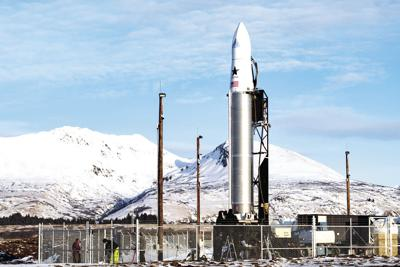 Astra rocket launch scheduled for next week