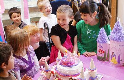 Make a Wish Foundation sends Sickafoose to Disneyland